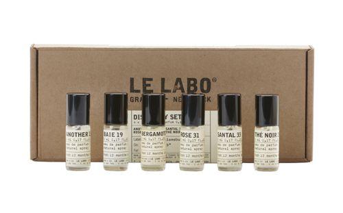 coffret parfums