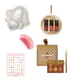 Cadeaux de Noël : 20 idées beauté à moins de 20 euros