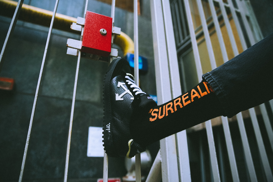 Must Have : la collab' Off White X Smets - 3