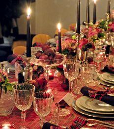 Comment organiser la fête de l'année chez soi ?