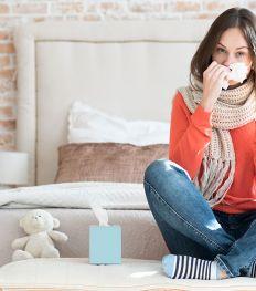 Comment lutter naturellement contre le rhume hivernal ?