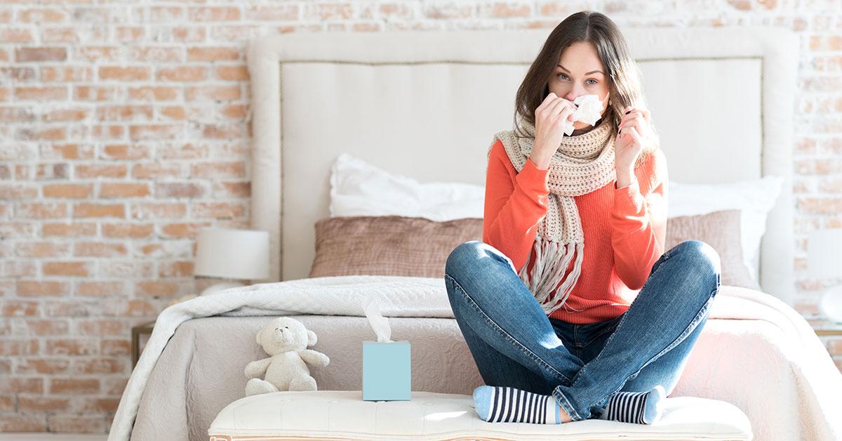 comment lutter naturellement contre le rhume hivernal. Black Bedroom Furniture Sets. Home Design Ideas