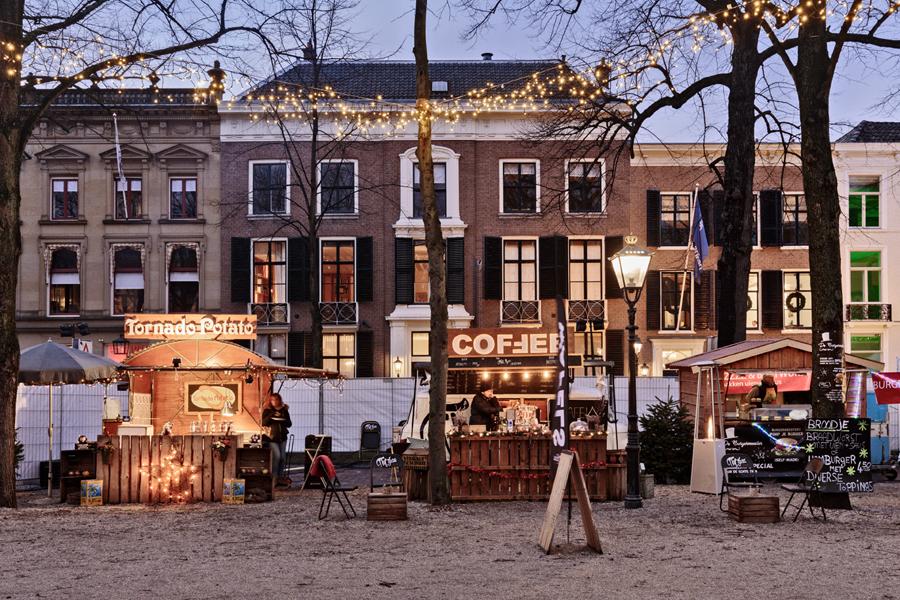 Que faire ce week-end ? Un marché de Noël aux Pays-Bas ! - 1