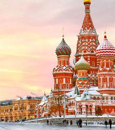 9 bonnes raisons de visiter la Russie en hiver