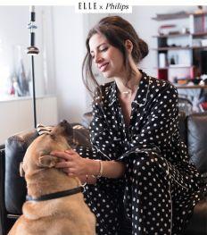 La blogueuse Emma Gelaude nous invite chez elle