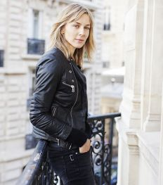 Qui est Cécilia Bönström, directrice artistique de Zadig & Voltaire ?