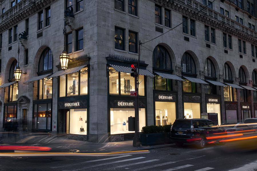 Delvaux ouvre une boutique à New York - 1