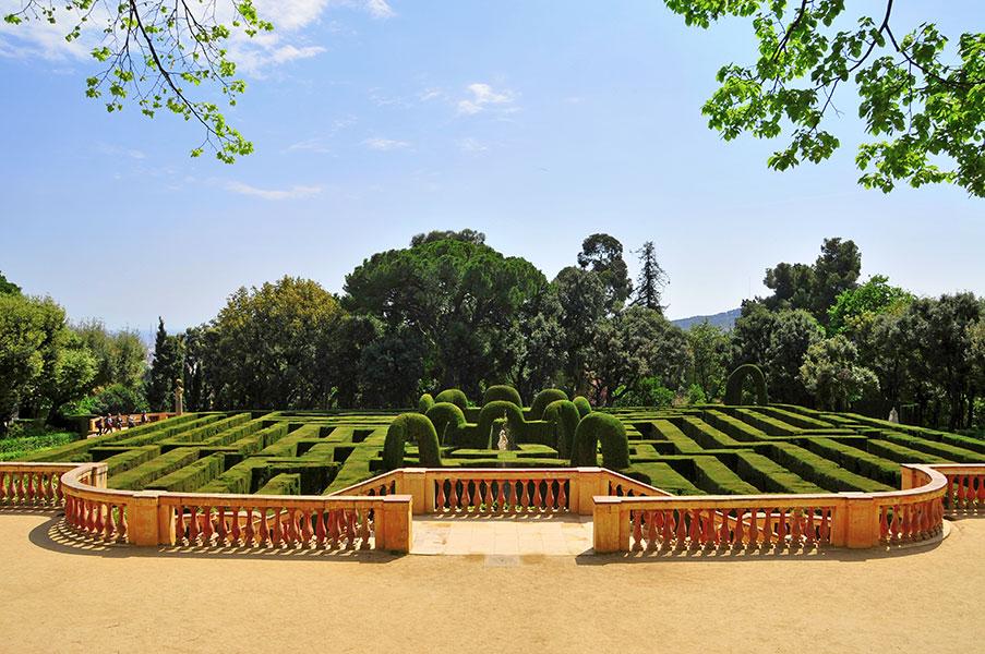 Ce parc est relativement peu connu des touristes (pour l'instant), ce qui en fait un endroit idéal pour déjeuner ou simplement se détendre.