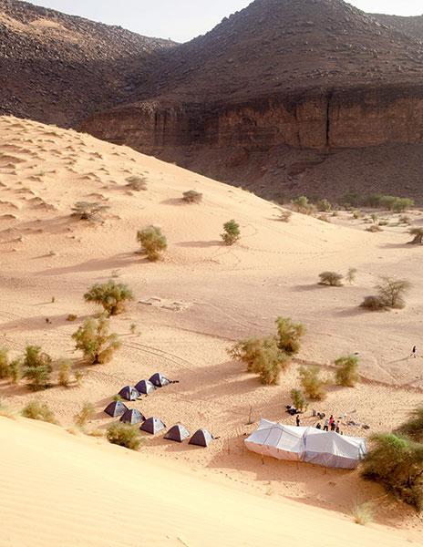 Découverte du désert de l'Adrar : le voyage d'une vie - 1