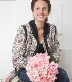 La fille du vendredi: Charlotte Renard, créatrice des cosmétiques belges Bobone