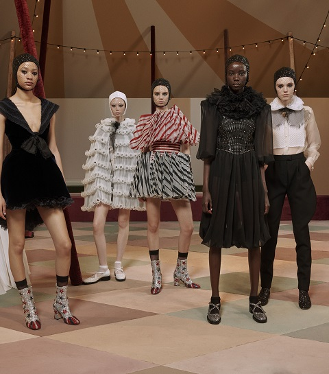Fashion Week Haute Couture : Dior, en piste !