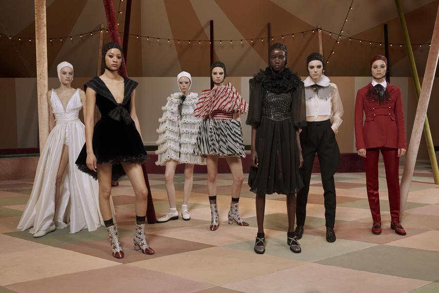Fashion Week Haute Couture : Dior, en piste ! - 2