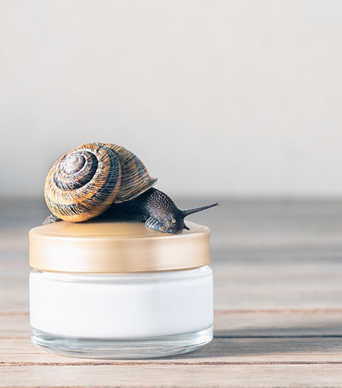 On a testé : un soin visage à la bave d'escargot