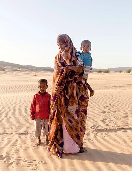 Découverte du désert de l'Adrar : le voyage d'une vie - 7