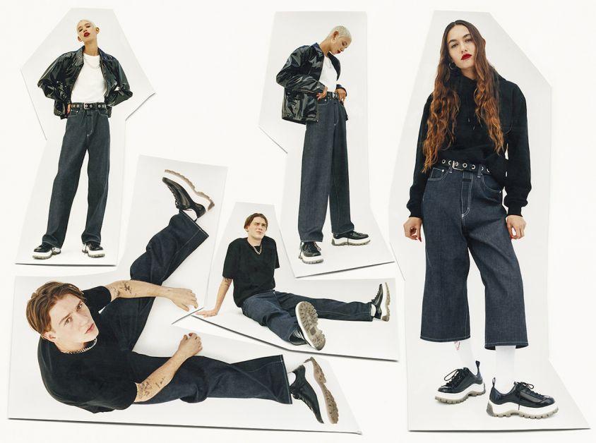 Eytys H&M collaboration