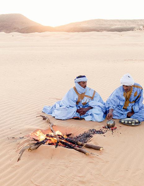 Découverte du désert de l'Adrar : le voyage d'une vie - 10