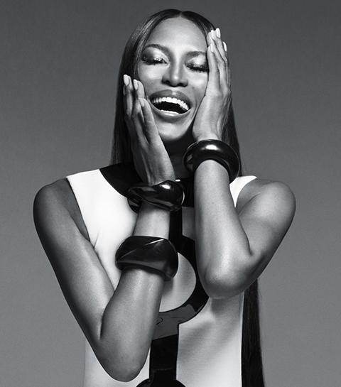 Naomi Campbell est le nouveau visage de NARS