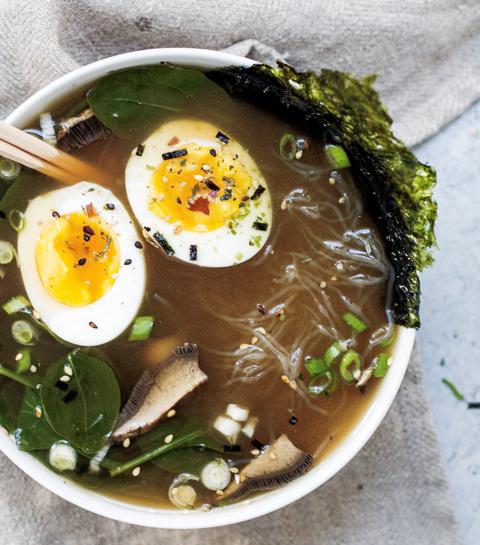 Healthy food: 10 idées pour cuisiner les algues nori