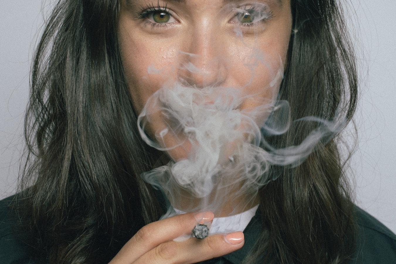 fumer cannabis