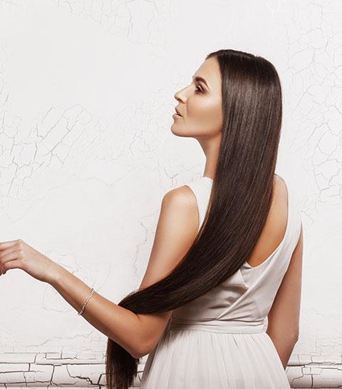 Comment faire pousser les cheveux tres rapidement