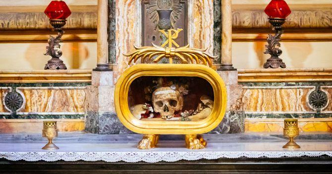 L'église romaine de Santa Maria à Rome