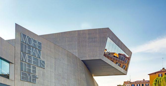 Musée d'art moderne Maxxi à Rome