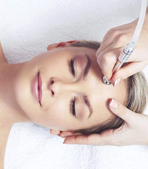 On a testé: un soin microdermabrasion pour faire peau neuve