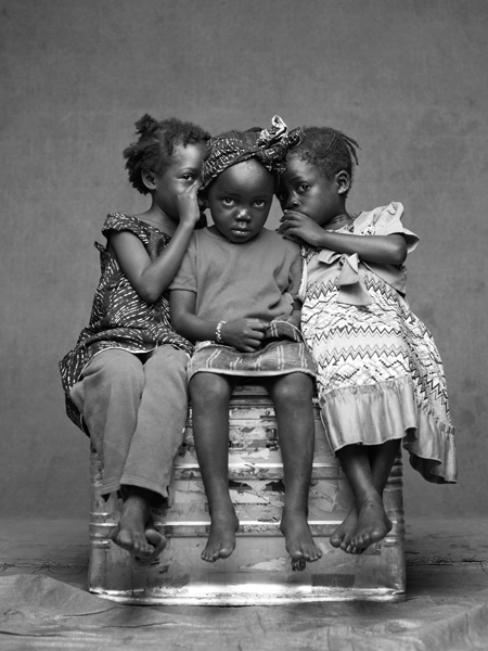 Congo Tales : le livre de contes, témoignage - 1