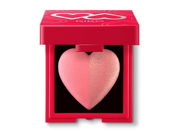 saint-valentin blush kiko