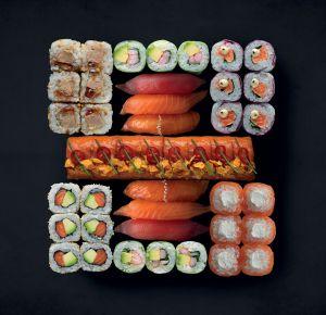 sushi shop saint-valentin chez soi