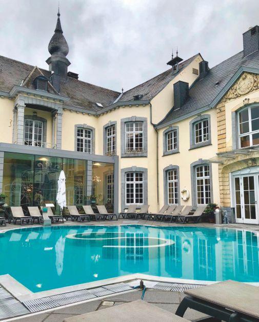 spa Belgique thermes de chaudfontaine