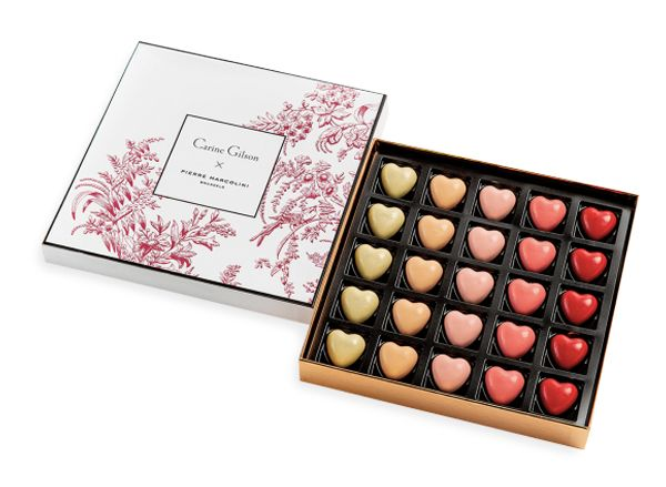 saint-valentin chocolats marcolini
