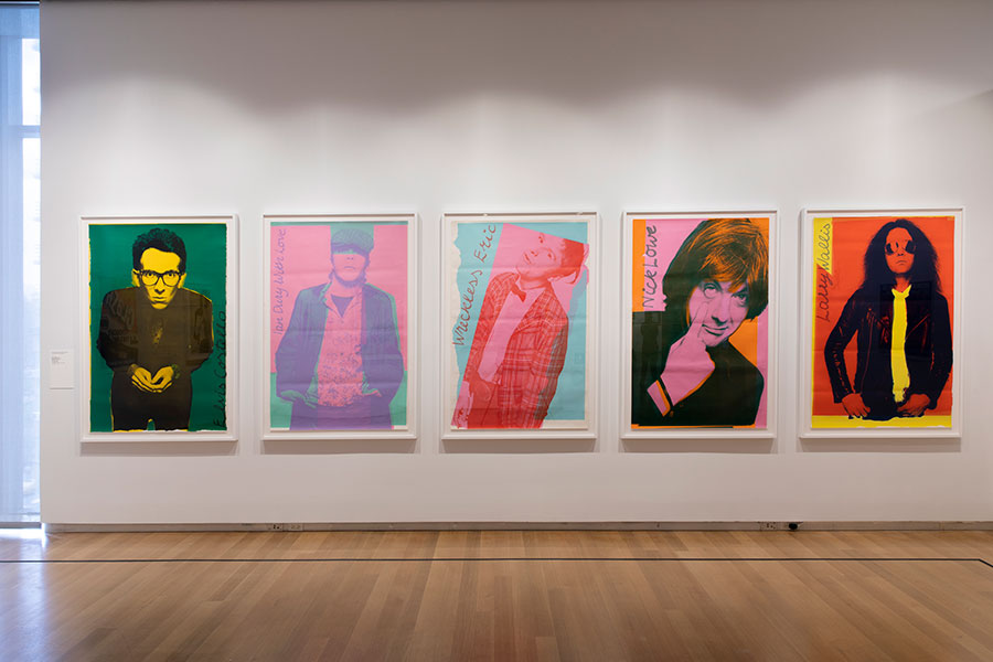 Expo Punk Graphics à l'ADAM - copyright Mad Museum - Jenna Bascom