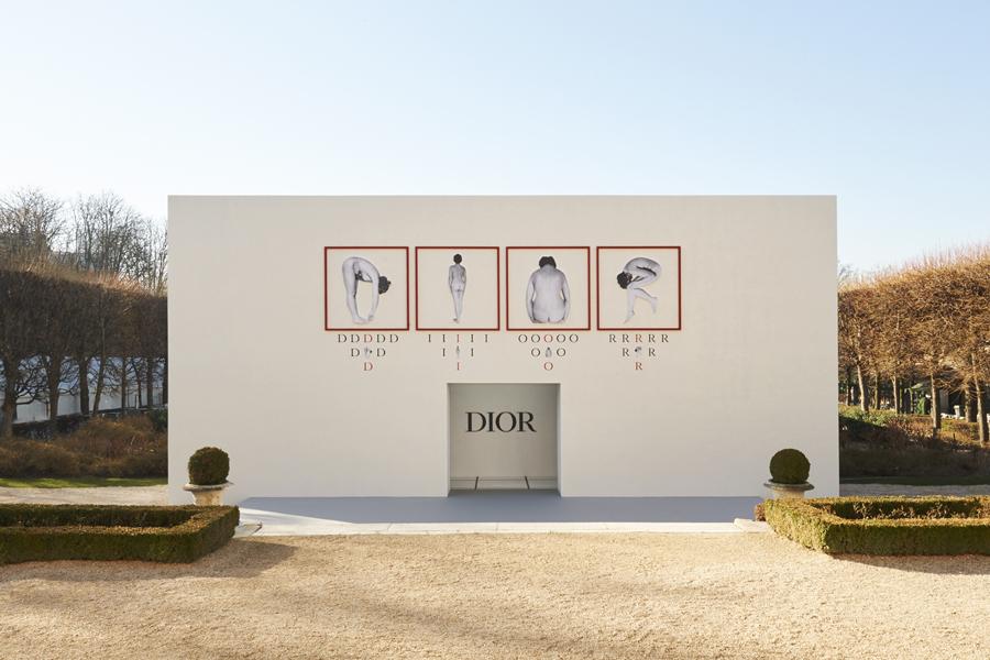 L'ABCDIOR : Dior à nu - 1