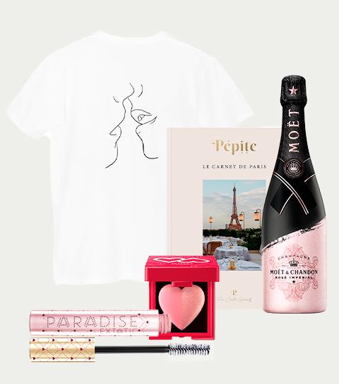 Saint-Valentin : 20 idées de cadeaux pour elle à moins de 50€