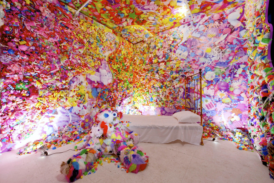 Expo Cool Japan au MAS - Colorful Rebellion Seventh Nightmare, Sebastian Masuda