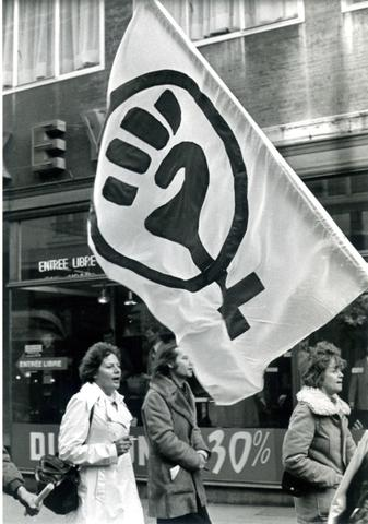 Musée Belvue - expo féminisme en Belgique