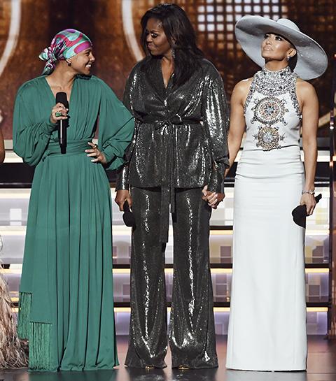 Grammy Awards 2019: les looks les plus audacieux repérés sur le tapis rouge