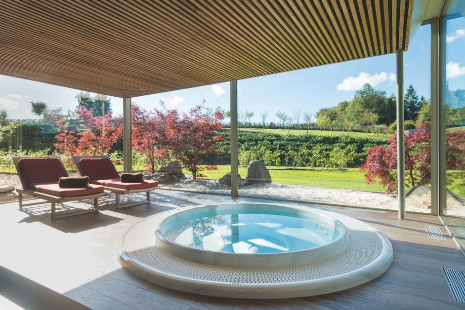 spa Belgique hôtel des bains nuxe Robertville