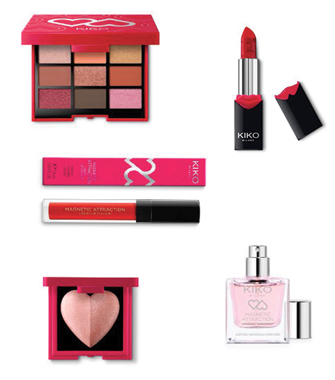 Saint-Valentin : la collection pleine de love de Kiko Milano