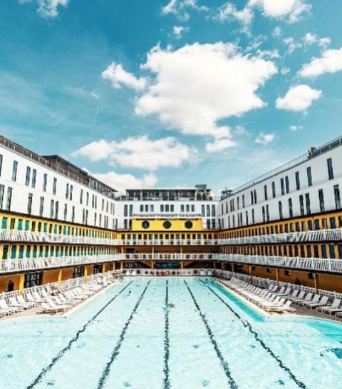 Quelles sont les piscines d'hiver les plus cool au monde ?