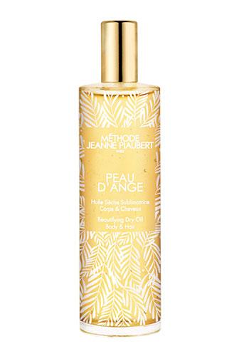 L'huile sèche pour visage, corps et cheveux Méthode Jeanne Piaubert.