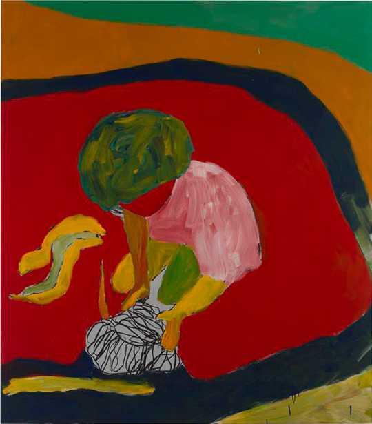Exposition Sean Scully - Eleuthera - Au musées royaux des Beaux-Arts