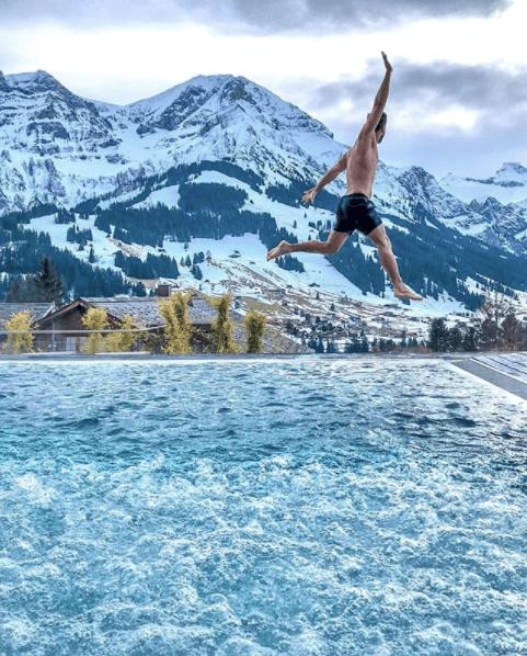 Quelles sont les piscines d'hiver les plus cool au monde ? - 4