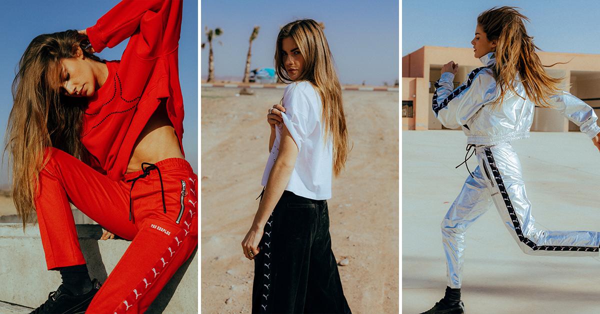 The Kooples x Puma : la collab' sportswear ultra désirable