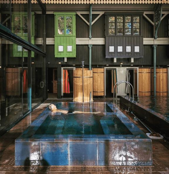 Quelles sont les piscines d'hiver les plus cool au monde ? - 2