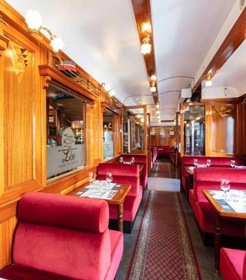 Wagon Léo: l'hôtel insolite en Belgique qui nous fait voyager