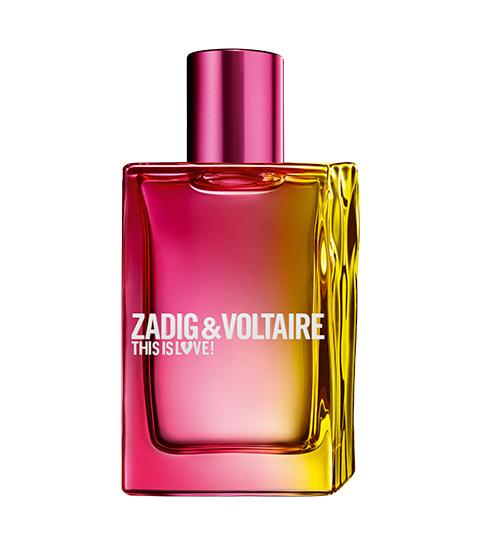 parfums romantiques zadig & voltaire
