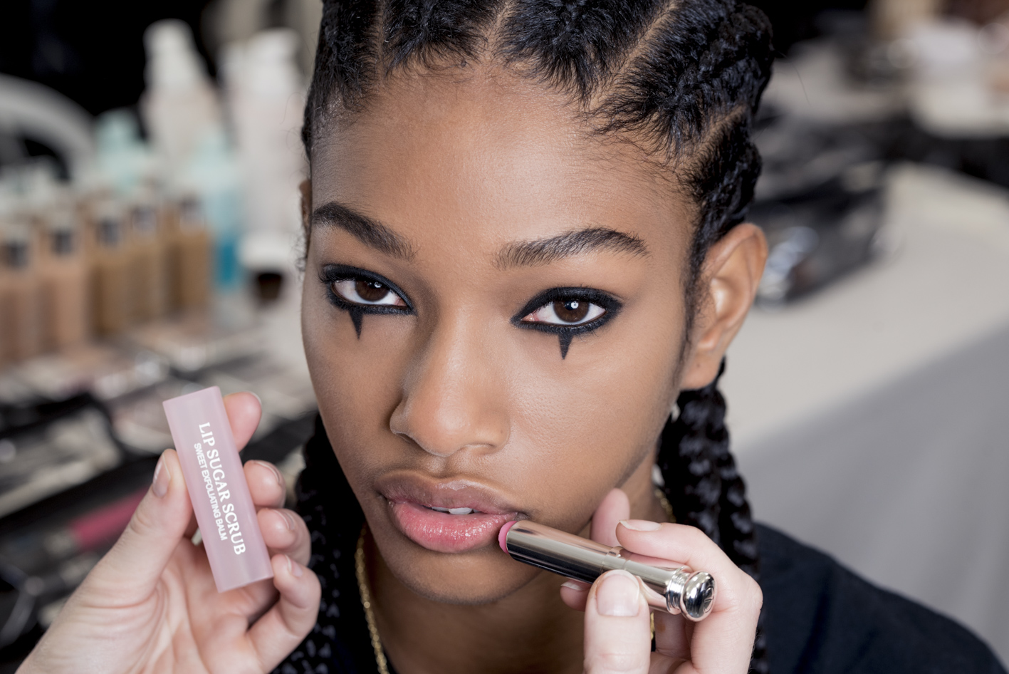 La performance haute voltige du make-up Dior pour l'été prochain - 1
