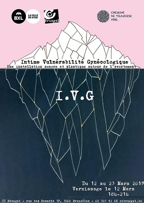 affiche intime vulnérabilité gynécologique